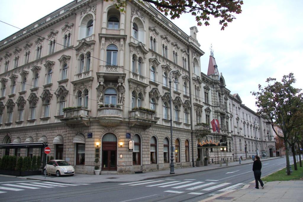 zagreb palace hotel