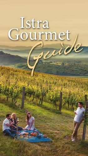 Istria Gourmet Guide Application