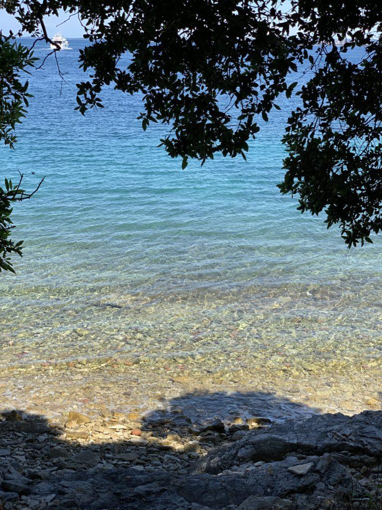 Saluga Beach Brijuni